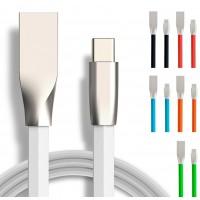 1m USB-C Kabel Ladekabel Datenkabel 2A Schnellladung Typ C USB 2.0