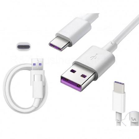 1m Huawei USB-C Kabel Ladekabel Datenkabel 5A Schnellladung Typ C USB 2.0