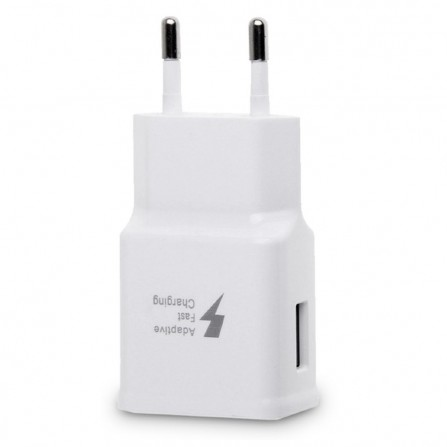 USB Netzteil 5V 2A Schnellladung Ladegerät Stecker Adapter 230 V