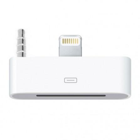 Adapter Audio Musikwiedergabe von 30-Pin Dock auf 8-Pin Lightning