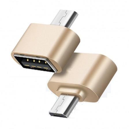 3 x OTG Adapter USB 2.0 Typ A auf Micro USB 2.0 Micro-B Datenübertragung