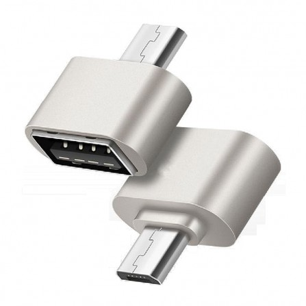 OTG Adapter USB 2.0 Typ A auf Micro USB 2.0 Micro-B Datenübertragung