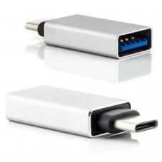 OTG Adapter USB 2.0 Typ A auf USB 2.0 Typ C USB-C Datenübertragung