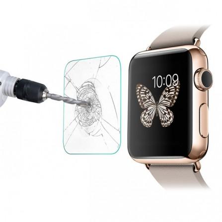2 x Panzerglas Apple Watch iWatch 38/42 mm 40/44 mm Schutzglas Schutzfolie Glasfolie 9H