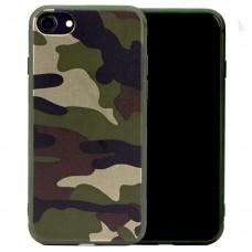 Hülle Schutzhülle Case für iPhone 6 7 8 X XS Max XR Camouflage Military Army Tarnfarben