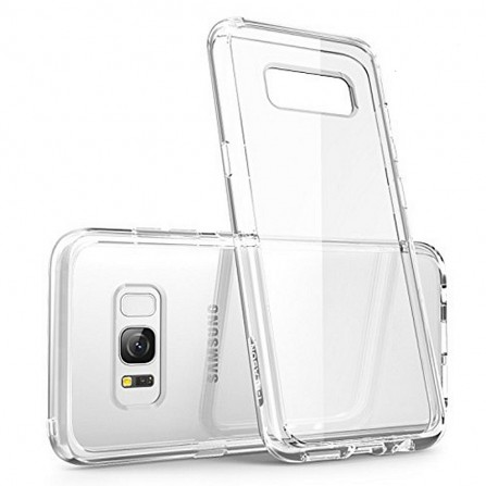 TPU Silikon Hülle Schutzhülle für Samsung Galaxy Case Cover dünn transparent