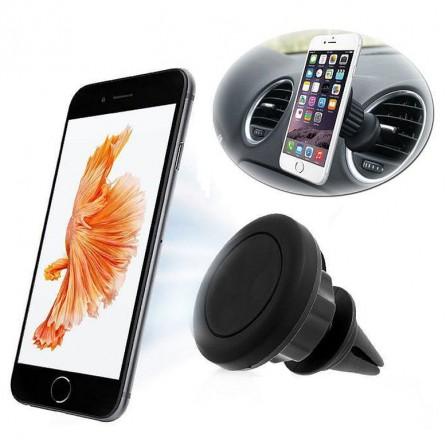 KFZ Auto Halterung 360° Magnet Lüftungsgitter Smartphone Handyhalterung Universal