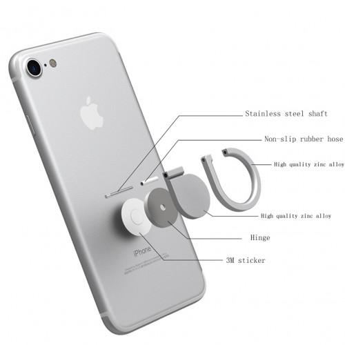 360 smartphone handy fingerring ring halterung smartacc. Black Bedroom Furniture Sets. Home Design Ideas
