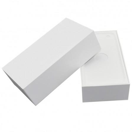 Karton Box Schachtel für iPhone 5 5c 5s 6 6s 7 8 X Plus, ähnlich OVP Originalverpackung