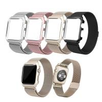 Milanaise Armband für Apple Watch iWatch 38 / 42 mm, Silber, Gold, Rosé-Gold, Schwarz